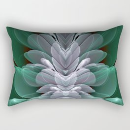 Sea Flower Rectangular Pillow