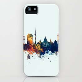 Hannover Germany Skyline iPhone Case