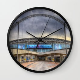 Wembley stadium London Wall Clock