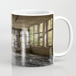In a Lost Place Coffee Mug