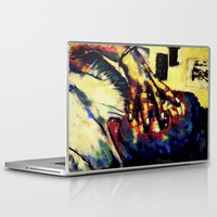 kris tate Laptop & iPad Skins featuring The Kris by Waterbaby