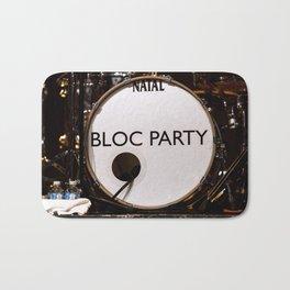 Bloc Party Bath Mat