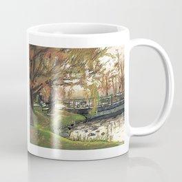 Charles River Esplanade 3 Coffee Mug