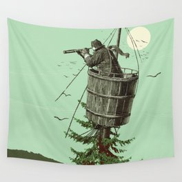 DISCOVERING PORTLAND Wall Tapestry
