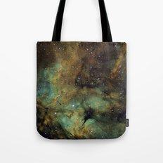 Gamma Cygni Nebula Tote Bag