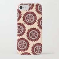 ethnic iPhone & iPod Cases featuring Ethnic by Iris López