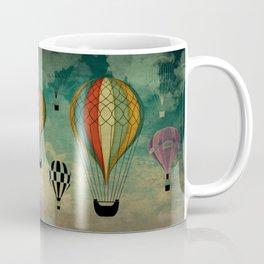 1er vuelo Aerostático en España Coffee Mug