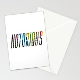 NOTORIOUS THREADS Stationery Cards