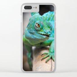 Lizard Clear iPhone Case