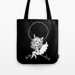 ▴ werewolf ▴ Tote Bag