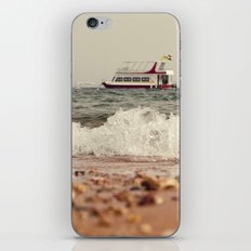 The sea iPhone & iPod Skin