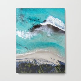 Esperance Blues Metal Print