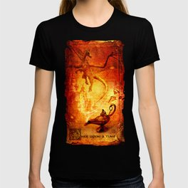 Once Upon A Time Fairy Tale  T-shirt