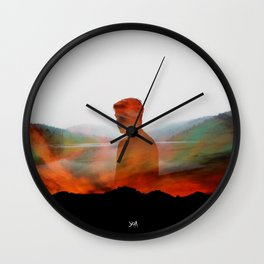 stand Wall Clock