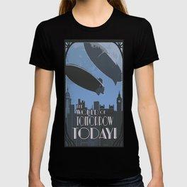 World of Tomorrow T-shirt