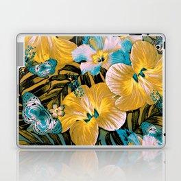 Golden Vintage Aloha Laptop & iPad Skin