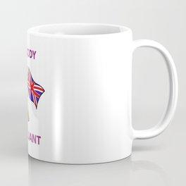 British cat Coffee Mug