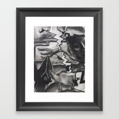Tribal Framed Art Print