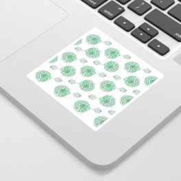 PATTERN II Succulent Life Sticker