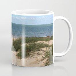 Breezy Seaside Path Coffee Mug