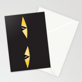 I'm watching you Stationery Cards