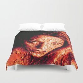 Bad Dreams Duvet Cover
