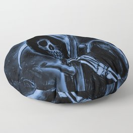 DEATH Floor Pillow