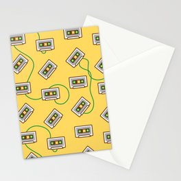 Cassette Fever Stationery Cards