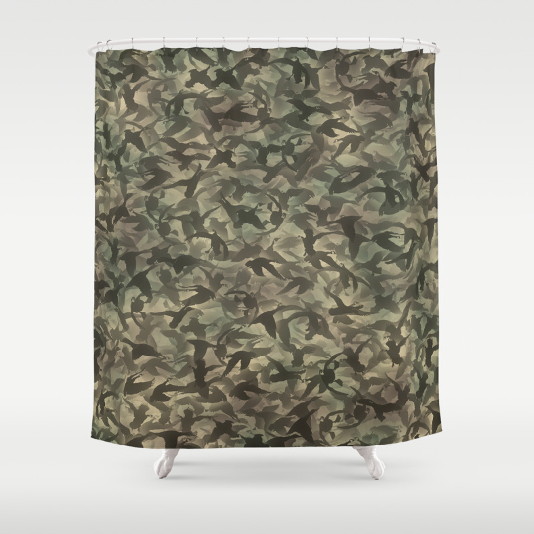 Camo Shower Curtain Canada Curtain Menzilperde Net