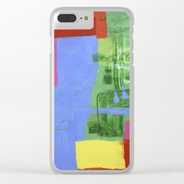 Windproof Weather Clear iPhone Case