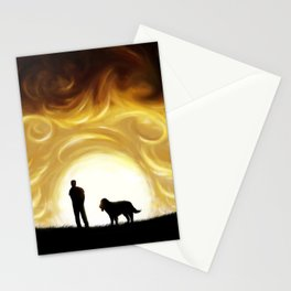 The Same Sun Stationery Cards