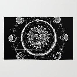 Boho Moon Rug