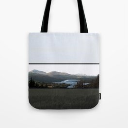 'In the deep heart's core' Tote Bag