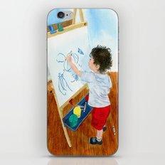 Future Artist iPhone & iPod Skin