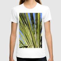 palm T-shirts featuring Palm by Boris Burakov