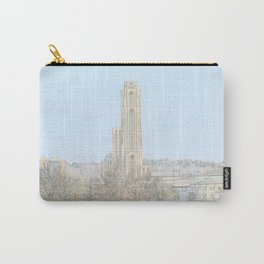 Cathedral of Learning 2 Carry-All Pouch