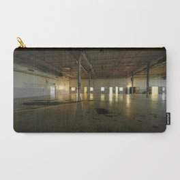 Factory Floor Carry-All Pouch