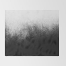 Abstract IV Throw Blanket