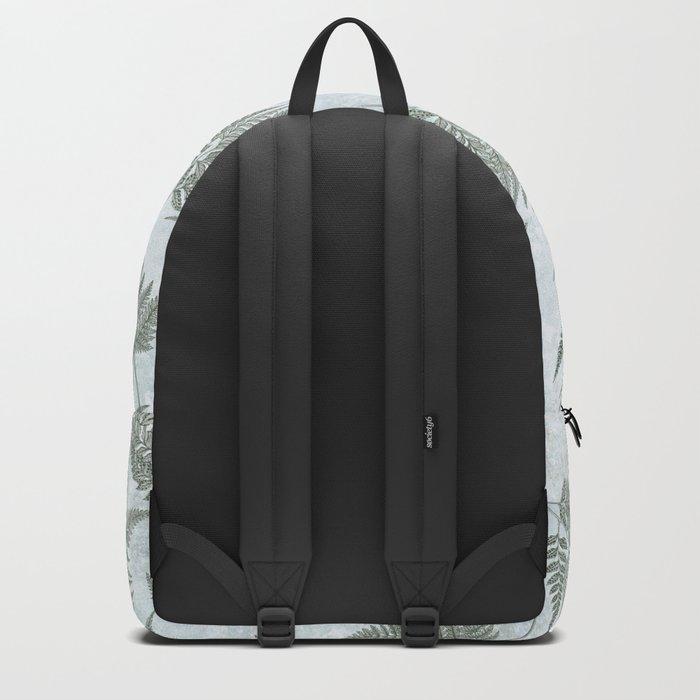 Fern Fever version 2 Backpack