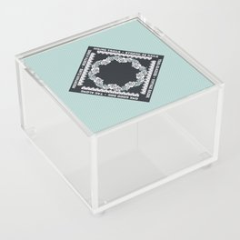 Hiking Trails-Strong as Nails Acrylic Box