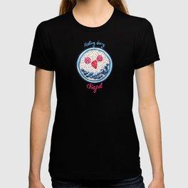 Food Pun - Feeling Berry Chiaful T-shirt