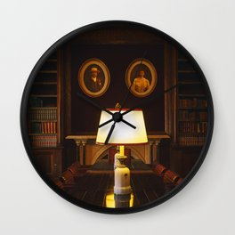Welcome to my palace Wall Clock