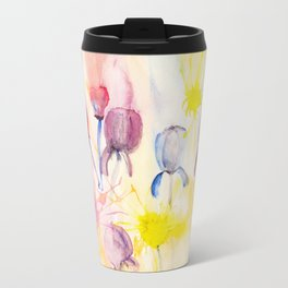 Wildblumen / Wild flowers Travel Mug