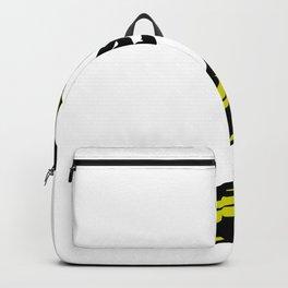 Banana Skateboard Backpack