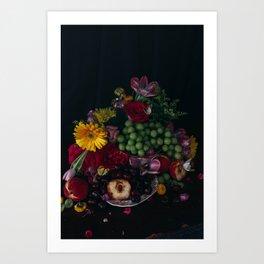 Feast of Flowers by Brenna Parkins Art Print