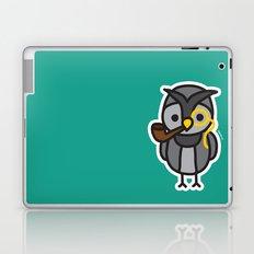 Wise Owl Laptop & iPad Skin