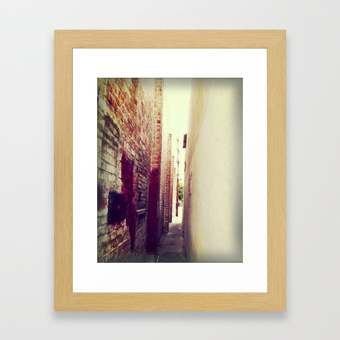 Atwater Framed Art Print