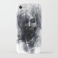 silent hill iPhone & iPod Cases featuring Silent by Gyossaith