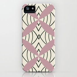 DECO GEO iPhone Case