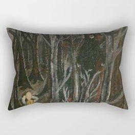 The Dreams Interpreted Rectangular Pillow